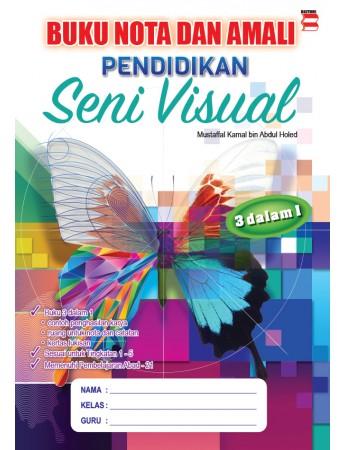 Buku Nota dan Amali Pendidikan Seni Visual