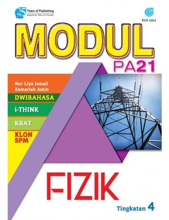 MODUL PA 21 Fizik Tingkatan 4