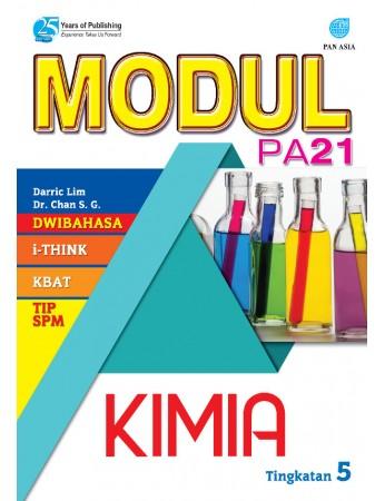 MODUL PA 21 Kimia Tingkatan 5