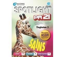 SPOTLIGHT PA 21 Sains Tingkatan 2