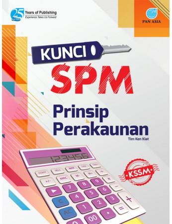 KUNCI SPM Prinsip Perakaunan