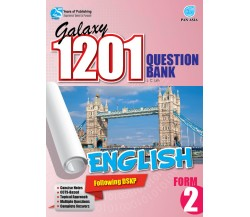 GALAXY 1201 QUESTION BANK English Form 2