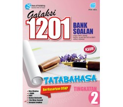 GALAKSI 1201 BANK SOALAN Tatabahasa Tingkatan 2