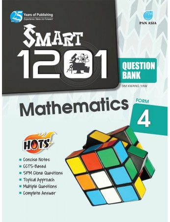 SMART 1201 QUESTION BANK Mathematics Form 4