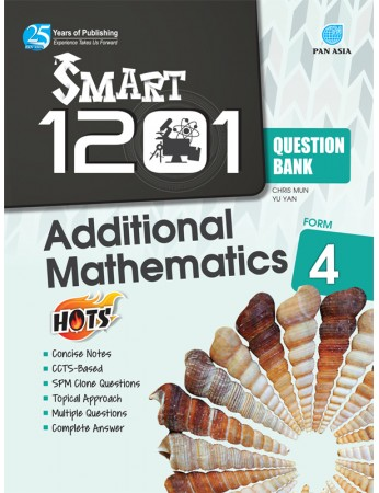 SMART 1201 QUESTION BANK Additional Mathematics Form 4