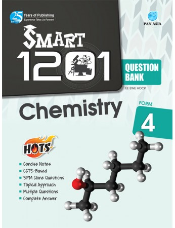 SMART 1201 QUESTION BANK Chemistry Form 4
