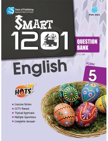 SMART 1201 QUESTION BANK English Form 5