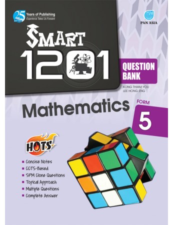 SMART 1201 QUESTION BANK Mathematics Form 5