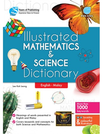 Illustrated Mathematics & Science Dictionary