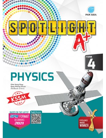 SPOTLIGHT A+ Physics Form 4