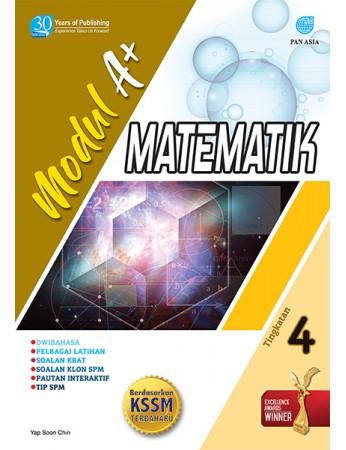 MODUL A+ Matematik Tingkatan 4