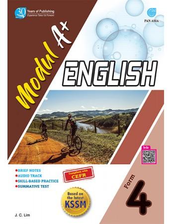 MODUL A+ English Tingkatan 4