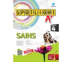 SPOTLIGHT A+ Sains Tingkatan 4