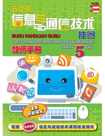 Carta Teknologi Maklumat dan Komunikasi Tahun 5 (SJKC)