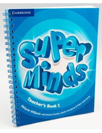 SUPER MINDS Teacher's Book 1