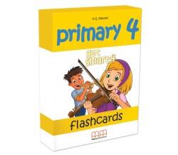 GET SMART PLUS 4 Flashcards