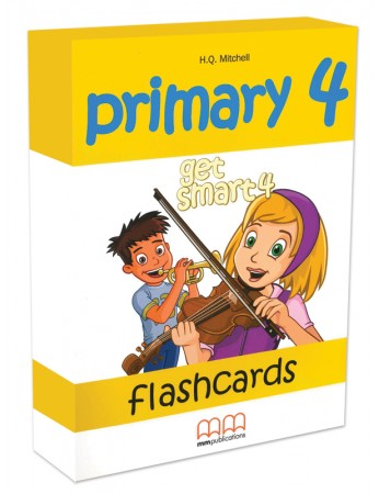 GET SMART PLUS 4 Flashcards