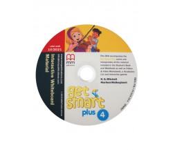 GET SMART PLUS 4 Interactive Whiteboard Materials & DVD-ROM