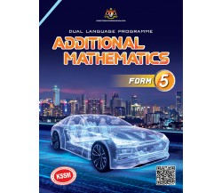 Textbook Additional Mathematics Form 5 (DLP)