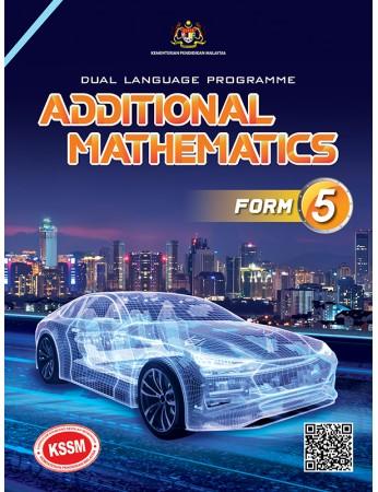 Textbook Additional Mathematics Form 5 (DLP)