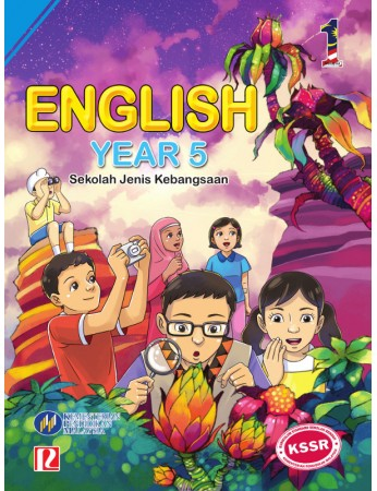 Textbook English Year 5 SJK