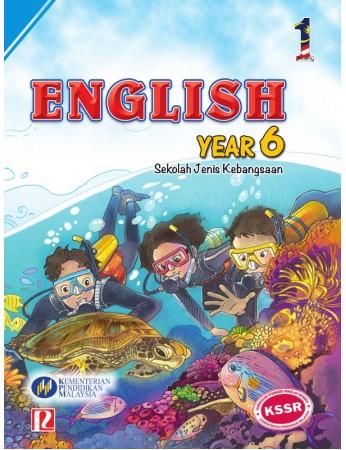 Textbook English Year 6 SJK