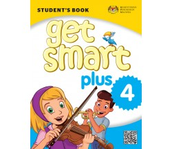 GET SMART PLUS Student's Book 4