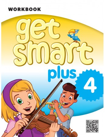 GET SMART PLUS Workbook 4