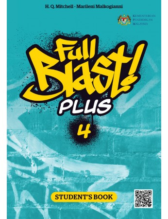 FULL BLAST PLUS Student's Book 4